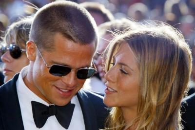 Reaksi Jennifer Aniston Pidatonya Ditonton Brad Pitt