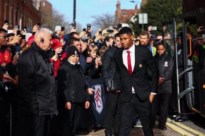 Rashford Berjanji Tetap Bantu Man United Selama Pemulihan Cedera