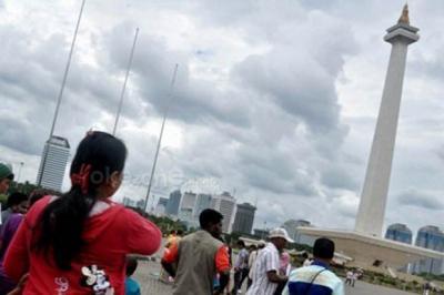 Belum Izin Setneg, Komisi D DPRD DKI Minta Revitalisasi Monas Disetop