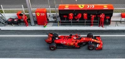 Scuderia Ferrari Umumkan Tempat Peluncuran Mobil Baru untuk F1 2020