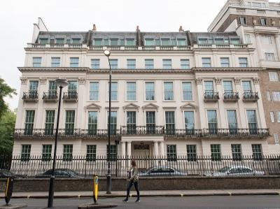 Pecahkan Rekor, Investor Asal Hong Kong Beli Rumah Mewah di London Seharga Rp3,58 Triliun