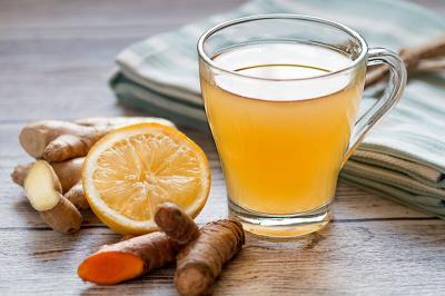 Rutin Minum Rebusan Jahe, Bawang Putih dan Madu, Dapatkan 4 Khasiat Ini