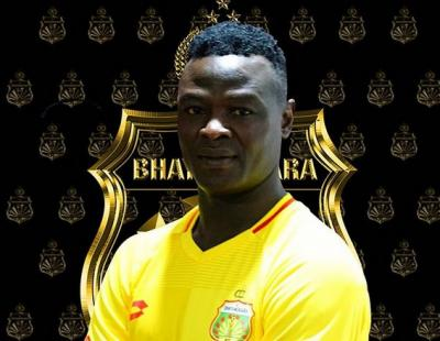 Bhayangkara FC Resmi Datangkan Ezechiel Ndouassel