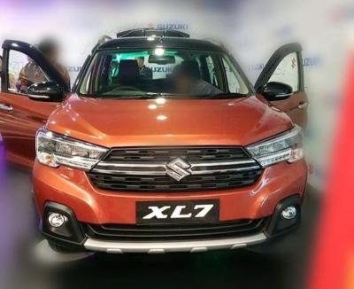 Dikabarkan Segera Meluncur, Ini Bocoran Spesifikasi Suzuki XL7