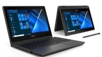 Acer Umumkan Dua Laptop Baru TravelMate B3 dan Spin B3