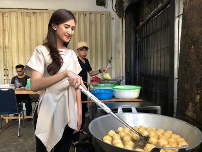 Kisah Penjual Tahu Cantik Amanda Nurani, Resign dari Perusahaan Kosmetik untuk Merintis Bisnis Kuliner