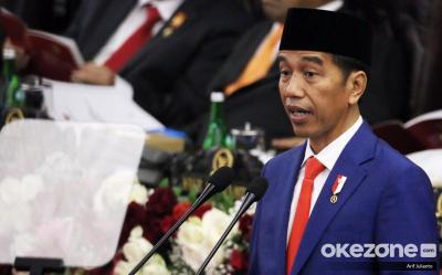 Pembangunan Harus dari Data, Jokowi: Jangan Pakai Feeling!