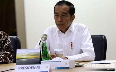 Bingung Akan Data, Jokowi Ngaku Sering Hubungi Kepala BPS
