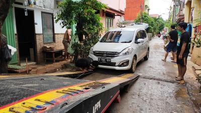 Suzuki Bantu 169 Mobil & 6 Motor Melalui Layanan Darurat Banjir