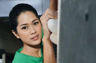Demi Akting, Prisia Nasution Lancar Berbahasa Sunda Dalam 5 Hari