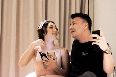 Disuruh Kasih Angpao oleh Wijin, Gisella Anastasia Pura-Pura Single