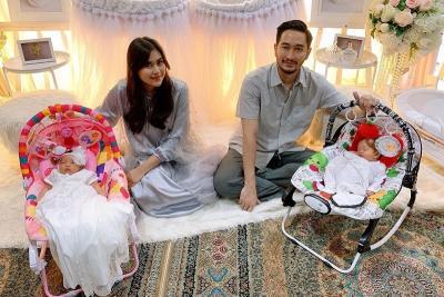 Lihat Putrinya Dicukur hingga Botak, Begini Perasaan Syahnaz Sadiqah