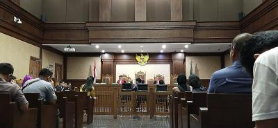 Cecar Komisaris PT Mitra Lestari Energi, Jaksa : Apa Anda Mau Melarikan Diri?