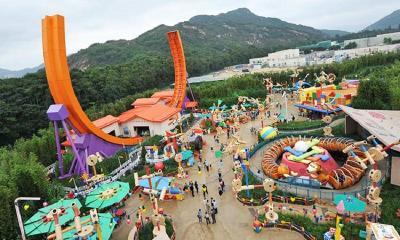 Cegah Penyebaran Virus Korona Wuhan, Hong Kong Tutup Disneyland dan Ocean Park