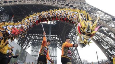 Virus Korona Menyebar Luas, Prancis Batalkan Parade Imlek