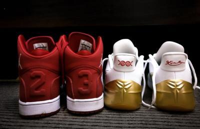 Harga Sepatu Kobe Bryant Langsung Naik Jadi Rp13,6 Juta