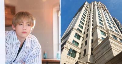 Intip Apartemen Mewah V BTS, Harganya Rp61 Miliar!