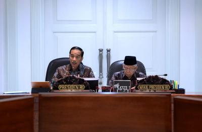 Jokowi Ingin Literasi dan Inklusi Keuangan Masyarakat Ditingkatkan