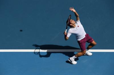 Lolos ke Semifinal Australia Open 2020, Federer: Saya Beruntung