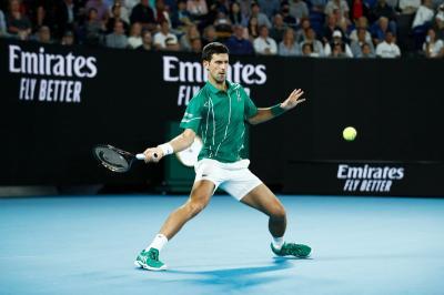 Mulus ke Semifinal Australia Open 2020, Djokovic: Saya Tampil dengan Baik
