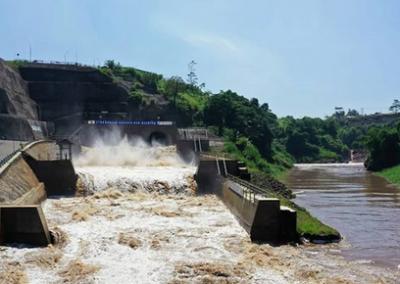 Tangkal Banjir, Intip Proyek Terowongan Nanjung
