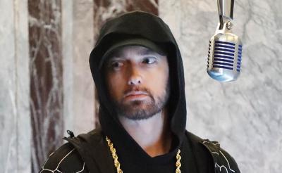 Lirik Lagu Darkness dari Eminem
