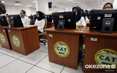 SKD CPNS Kota Malang, BKN: Pelaksanaan Tes Dipantau CCTV