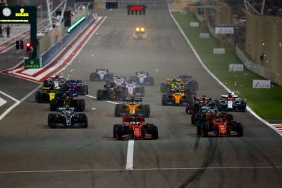 Resmi! Dampak Virus Korona, F1 GP China Ditunda Hingga Waktu yang Belum Ditentukan