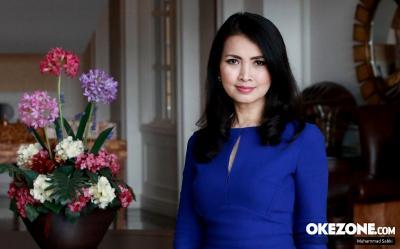Mahkota Miss Indonesia Bertema Merah Putih, Liliana Tanoesoedibjo: Lakukan yang Terbaik untuk Indonesia