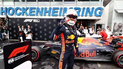 Verstappen Tak Sabar Mentas di F1 2020