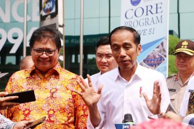 Fakta Menarik Jokowi Percepat Belanja Anggaran Kementerian