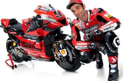 Petrucci Ungkap Keinginannya Bertahan di Ducati