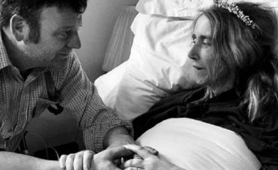Kisah Cinta Mengharukan, Penderita Kanker Meninggal Beberapa Jam Usai Menikah saat Valentine