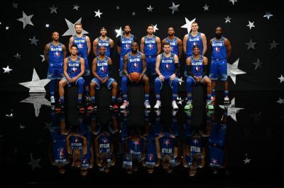 Penghormatan Kobe Bryant dan Gianna di NBA All-Star 2020
