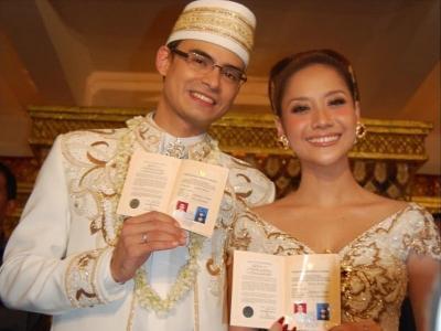 Anne Avantie Ungkap Cerita di Balik Kebaya Pernikahan BCL dan Ashraf Sinclair