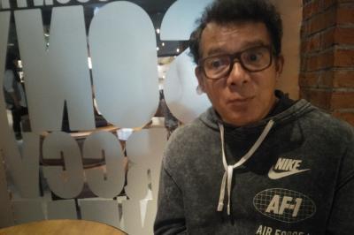 Bintangi Film Akad, Mathias Muchus Sontek Karakter Jokowi