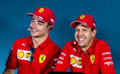 Binotto: Ferrari Miliki Dua Pembalap Terkuat di F1!