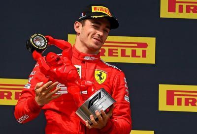 Kemenangan Leclerc di F1 GP Italia 2019 Jadi Kesuksesan Besar untuk Ferrari