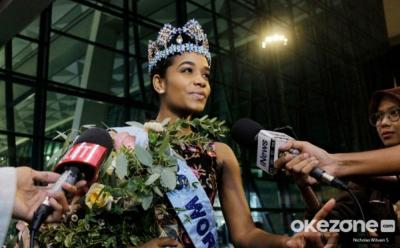 Final Miss Indonesia 20 Februari, Miss World Semangati 34 Finalis Miss Indonesia 2020
