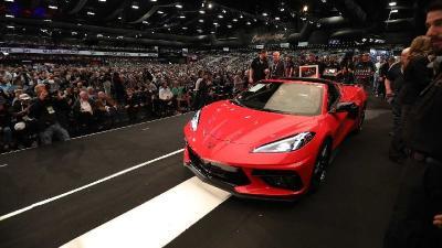 Hengkang dari Australia, General Motors Masih Akan Jual Mobil Sport