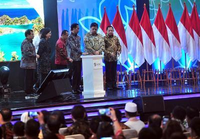 Jokowi Bicara Investasi Rp1.600 Trilun yang Tak Diurus