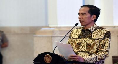Presiden Jokowi Minta Menkeu Beri Alokasi Khusus ke PTSP Daerah