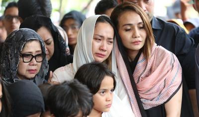 Bunga Citra Lestari Masih Trauma dengan Kepergian Ashraf Sinclair
