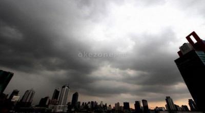BMKG Prediksi Jakarta Masih Akan Diguyur Hujan Hari Ini