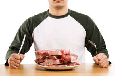 Kebanyakan Makan Daging Memicu GERD, Benarkah?