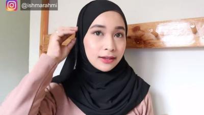 3 Tutorial Hijab Pashmina, Simpel dan Hanya Butuh 2 Menit