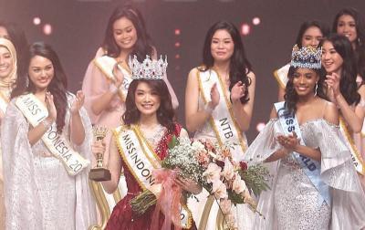 Sosok Miss Indonesia 2020 Carla Yules yang Pernah Jadi Pastry Chef Volunteer