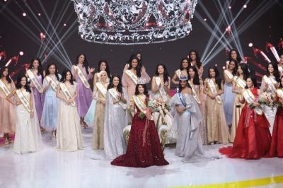 Ungkapan Rasa Bangga Ayah Carla Yules Miss Indonesia 2020