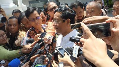 KPK Hentikan Penyelidikan 36 Kasus Korupsi, Ini Kata Mahfud MD