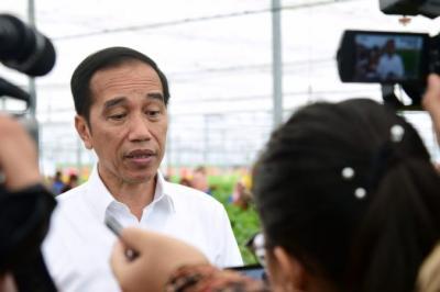 Presiden Jokowi Resmikan Fasilitas Produksi Rayon dan Benang Terbesar di Indonesia